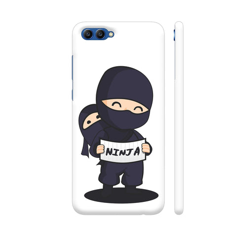 Ninja Honor View 10 Cover | Artist: Ashish Singh