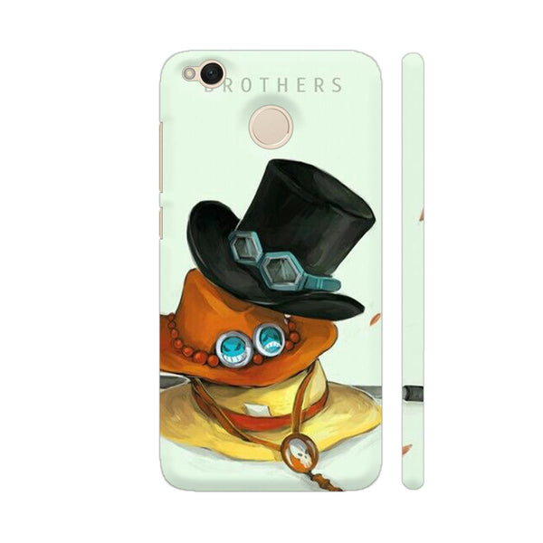 One Piece 2 Xiaomi Redmi 4 Cover | Artist: Milan