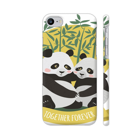 Panda Couples iPhone 7 Cover | Artist: Astha