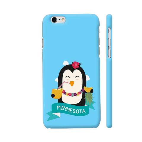 Penguin Hawaii From Minnesota iPhone 6 Plus / 6s Plus Cover | Artist: Torben