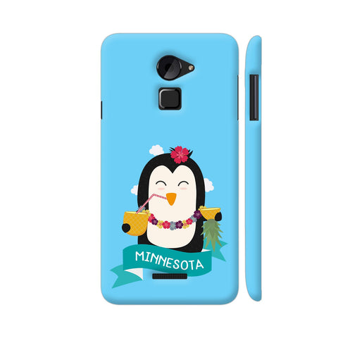 Penguin Hawaii From Minnesota Coolpad Note 3 Lite Cover | Artist: Torben