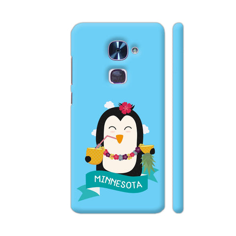 Penguin Hawaii From Minnesota LeEco Le 2 Cover | Artist: Torben