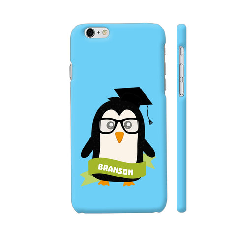 Penguin Nerd From Branson iPhone 6 Plus / 6s Plus Cover | Artist: Torben