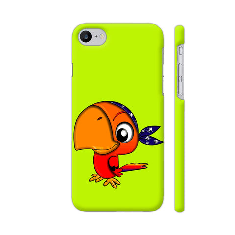 Pirate Parrot iPhone 7 Cover | Artist: Ashish Singh