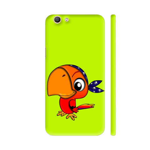Pirate Parrot Vivo Y69 Cover | Artist: Ashish Singh