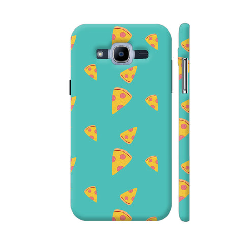 Pizza Slices Samsung Galaxy J2 Pro Cover | Artist: Torben