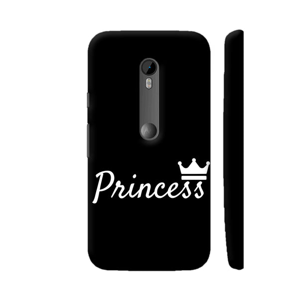 Princess 1 Moto G Turbo Cover | Artist: Harsha