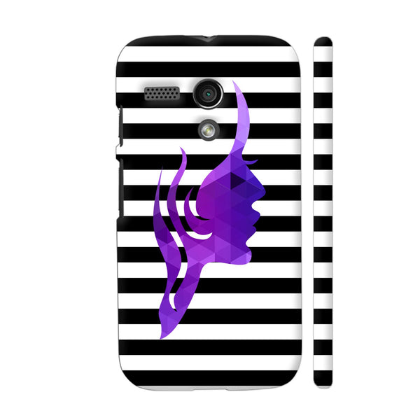 Purple Haze Motorola Moto G1 Case