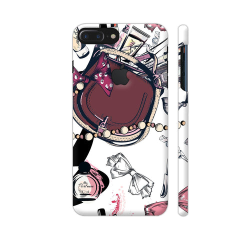 Purse Makeup iPhone 7 Plus Logo Cut Cover | Artist: Astha