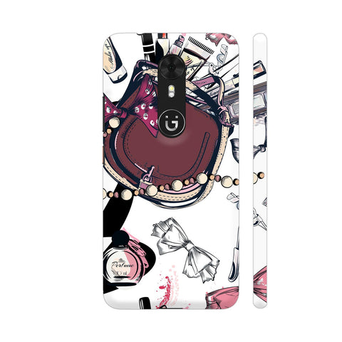 Purse Makeup Gionee A1 Cover | Artist: Astha