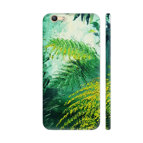 Rainforest Print Vivo V5 / V5s Cover | Artist: BluedarkArt