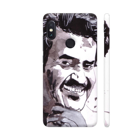 Rajinikanth Redmi Note 5 Pro Cover | Artist: HeartAtArt