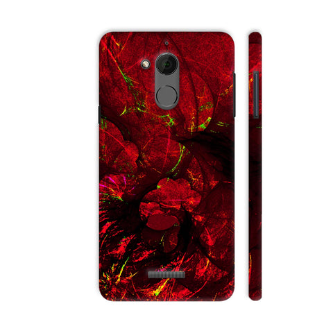 Red Art Coolpad Note 5 Cover | Artist: Jen28nart