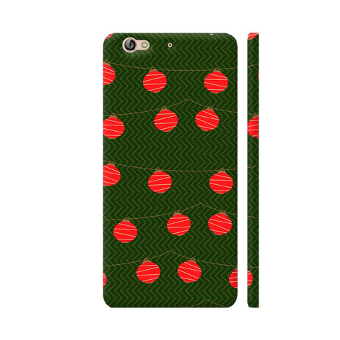 Red Lights Pattern Gionee S6 Cover | Artist: Malls