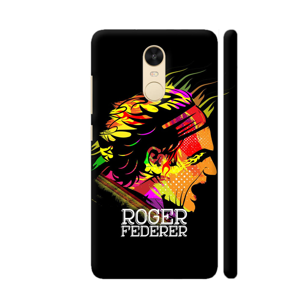 Colorpur redmi note 4 cover roger federer painting on black design colorpur redmi note 4 cover roger federer painting on black design buy online in india voltagebd Choice Image
