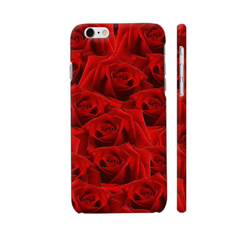 Romantic Red Rose iPhone 6 Plus / 6s Plus Cover | Artist: Looly Elzayat