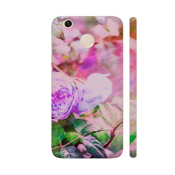 Romantic Rose Still Life Art Xiaomi Redmi 4 Cover | Artist: LebensART