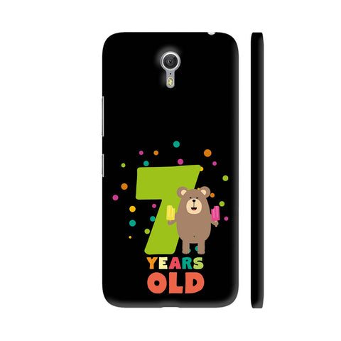 Seven Years Seventh Birthday Party Grizzly Lenovo Zuk 1 Cover | Artist: Torben