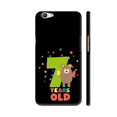 Seven Years Seventh Birthday Party Grizzly Oppo F1s Cover | Artist: Torben