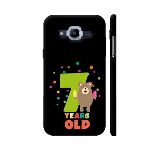 Seven Years Seventh Birthday Party Grizzly Samsung Galaxy J2 (2016) Cover | Artist: Torben