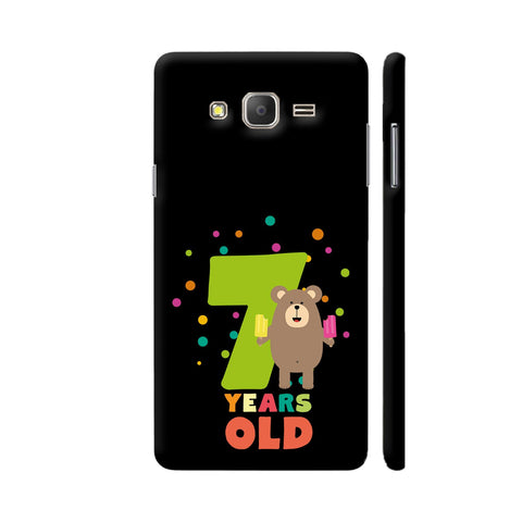 Seven Years Seventh Birthday Party Grizzly Samsung Galaxy On5 Pro Cover | Artist: Torben