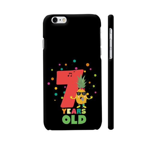 Seven Years Seventh Birthday Party Pineapple iPhone 6 Plus / 6s Plus Cover | Artist: Torben