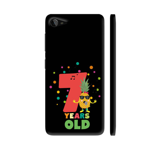 Seven Years Seventh Birthday Party Pineapple Lenovo Z2 Plus Cover | Artist: Torben