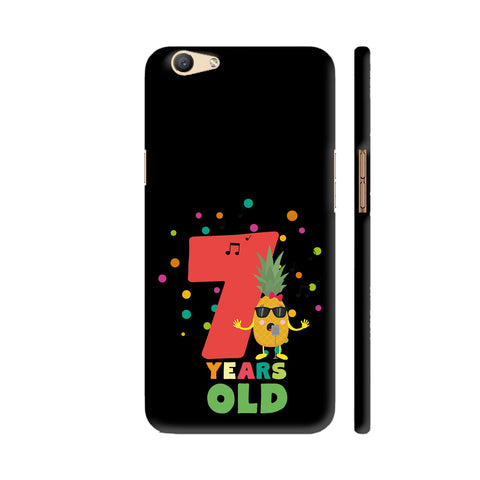 Seven Years Seventh Birthday Party Pineapple Oppo F1s Cover | Artist: Torben