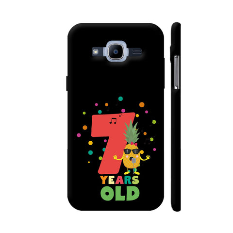 Seven Years Seventh Birthday Party Pineapple Samsung Galaxy J2 (2016) Cover | Artist: Torben