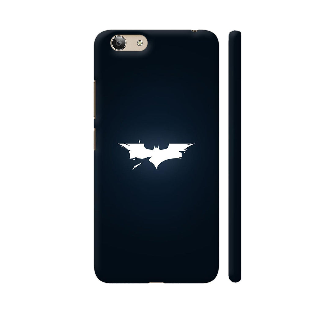 d52645e658bb Colorpur Vivo Y53 Cover - Shattered Batman Logo Design - Buy Online in India