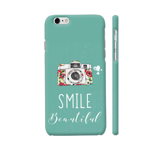 Smile Beautiful With Camera iPhone 6 Plus / 6s Plus Cover | Artist: Disha