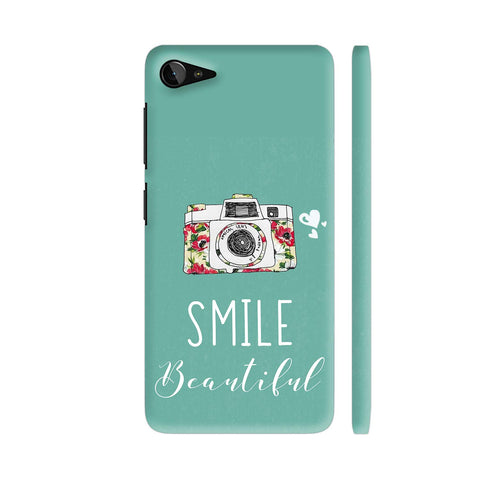 Smile Beautiful With Camera Lenovo Z2 Plus Cover | Artist: Disha