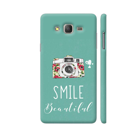 Smile Beautiful With Camera Samsung Galaxy On5 Pro Cover | Artist: Disha