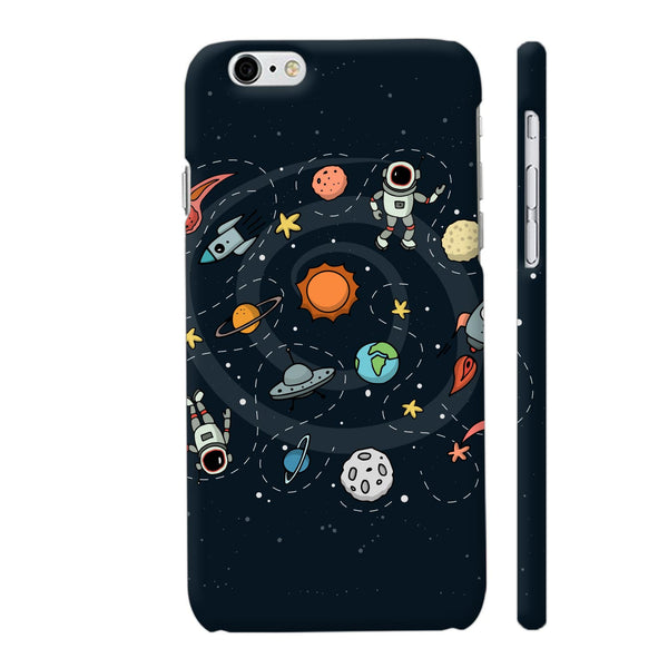 Space iPhone 6 / 6s Cover | Artist: Abhinav