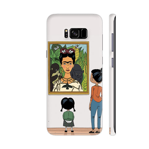 Strange Like Me Samsung S8 Cover | Artist: Zen Pencils