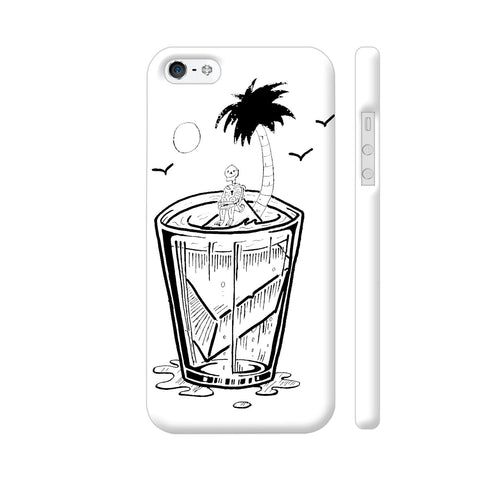Summer iPhone 5 / 5s Cover | Artist: Comic Fries