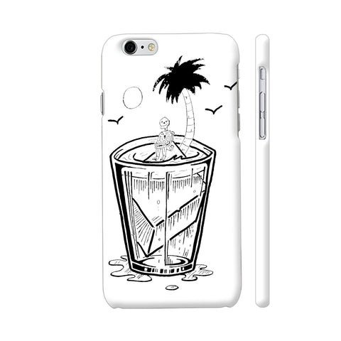 Summer iPhone 6 / 6s Cover | Artist: Comic Fries