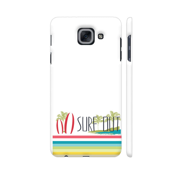 Surf Out With Multicolor Stripes Samsung On Max Cover | Artist: Urvashi