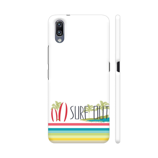 Surf Out With Multicolor Stripes Vivo NEX Cover | Artist: Urvashi