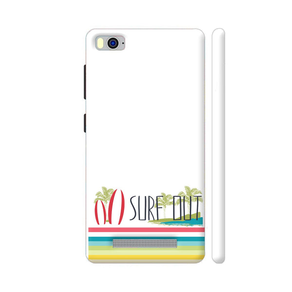 Surf Out With Multicolor Stripes Xiaomi Mi 4i Cover | Artist: Urvashi
