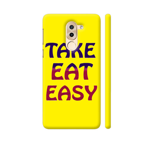 Take Eat Easy On Yellow Honor 6X Cover | Artist: Malls