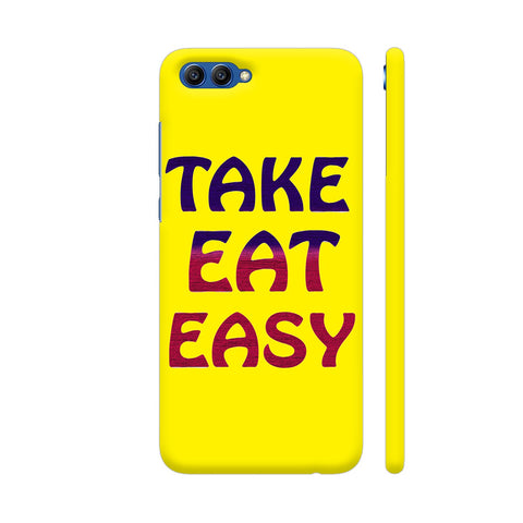 Take Eat Easy On Yellow Honor View 10 Cover | Artist: Malls