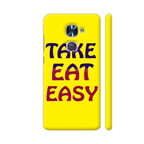 Take Eat Easy On Yellow LeEco Le 2 Cover | Artist: Malls