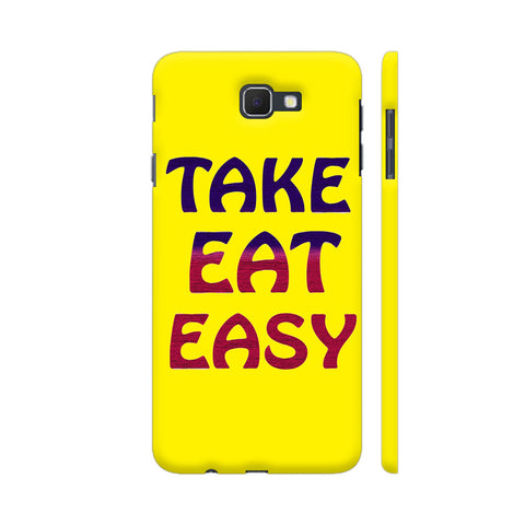 Take Eat Easy On Yellow Samsung On Nxt Cover | Artist: Malls