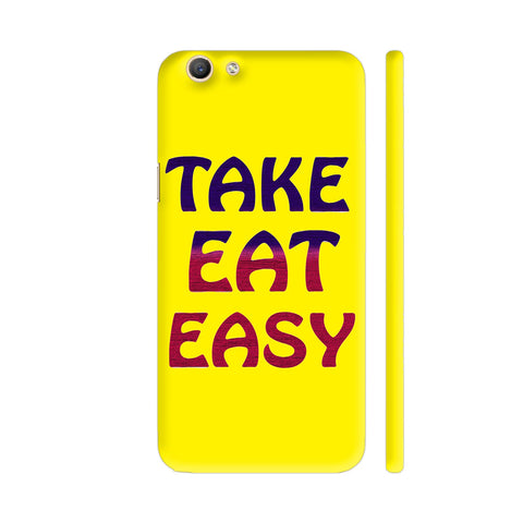 Take Eat Easy On Yellow Vivo Y69 Cover | Artist: Malls