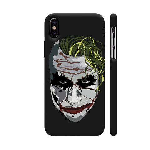 The Joker iPhone X Cover | Artist: Photokidkiran