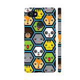 The Jungle Crew Honeycomb Google Pixel 2 XL Cover | Artist: Ninad Gawde