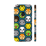 The Jungle Crew Honeycomb Google Pixel Cover | Artist: Ninad Gawde