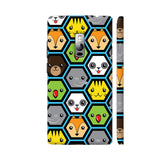The Jungle Crew Honeycomb OnePlus 2 Cover | Artist: Ninad Gawde