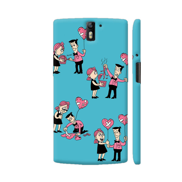 To Love At All OnePlus One Cover | Artist: Zen Pencils